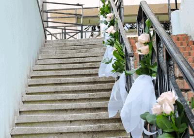 Church Wedding Deco