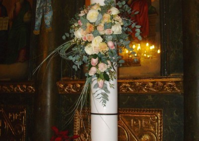 Weddind candles