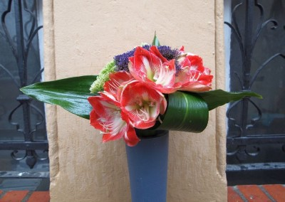 Bouguet in a vase