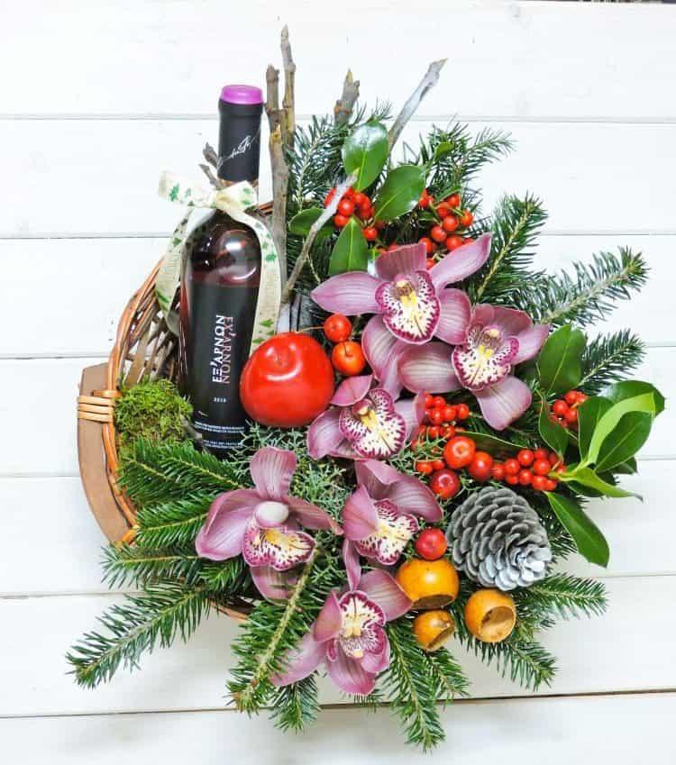 Ho Ho &  wine