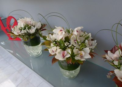 wella floral decoration moustakas flowers