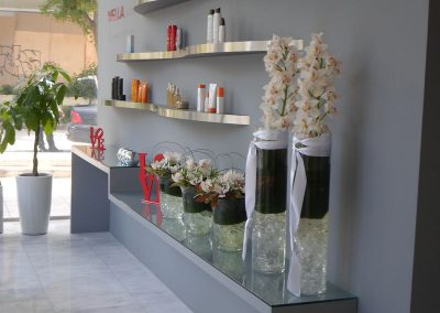 wella shop floral decoration by moustakas flowers
