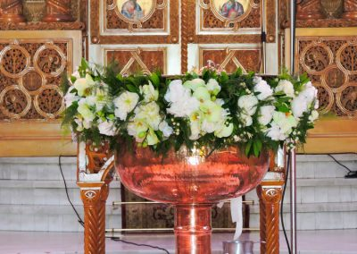 girlanta vaptisis luxury