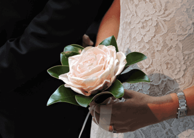 γκλαμερια ανθοδεσμη τριαντάφυλλο