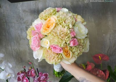 sweet colours bouquet