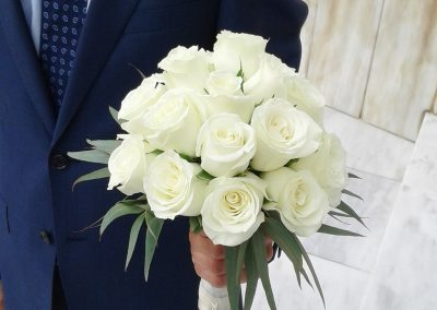 total white rose
