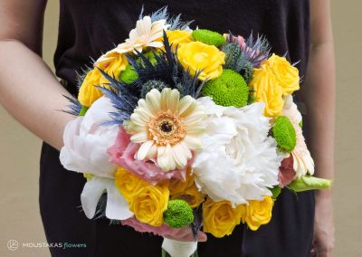 vivd colours bouquet
