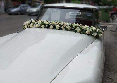 Vitage car garland